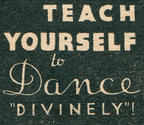 how to teach yourself swing dancing