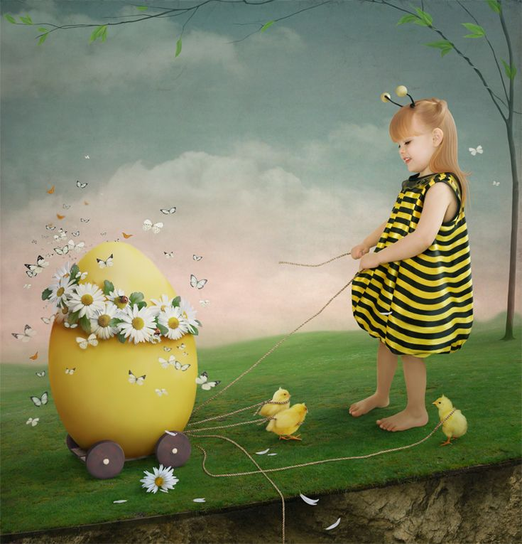 Easter history by AnnMei.deviantart.com on @deviantART