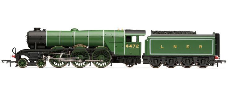 Hornby R3086 Hornby RailRoad LNER 4-6-2 'Flying Scotsman' A1 Class