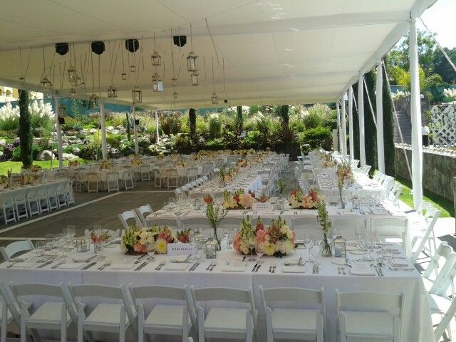 29 best images about muebles eventos en jardin on - Decoraciones jardines ...
