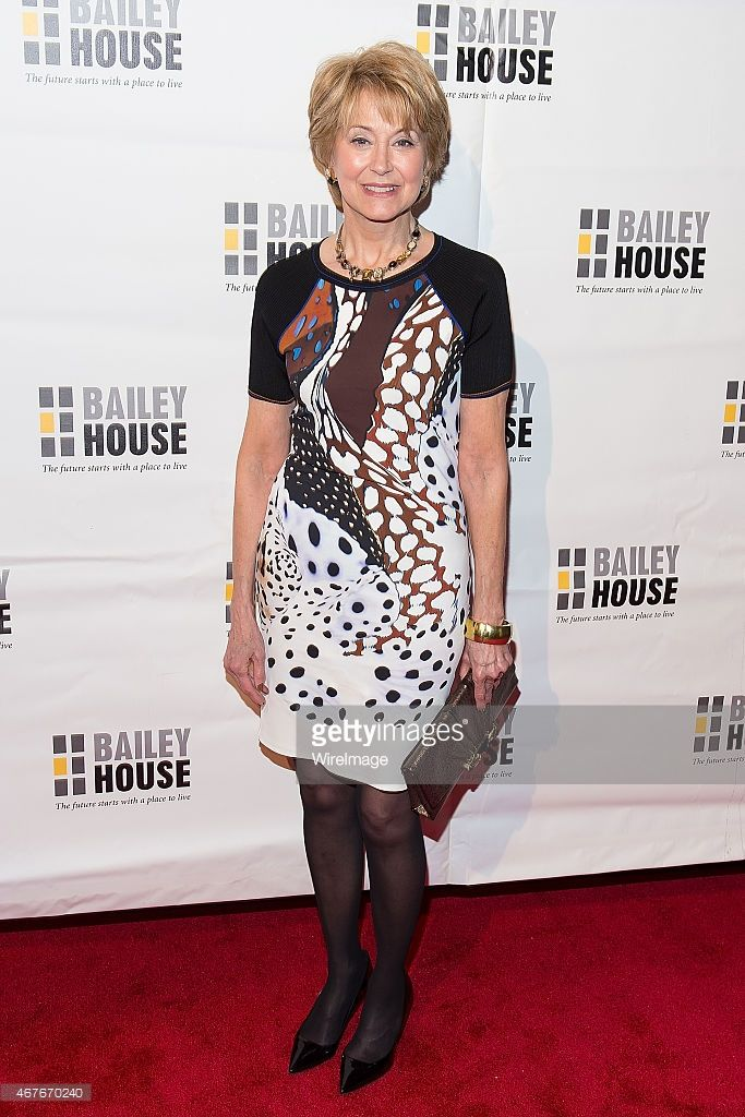 Jane Pauley attends the Bailey House Gala & Auction 2015 at Pier 60 on March 26, 2015 in New York City.
