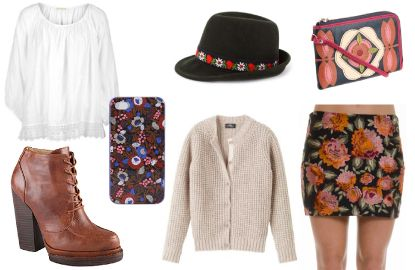 Hey #Fashion Friends: Here's a cute modern take on the German Oktoberfest outfit. Get this look!