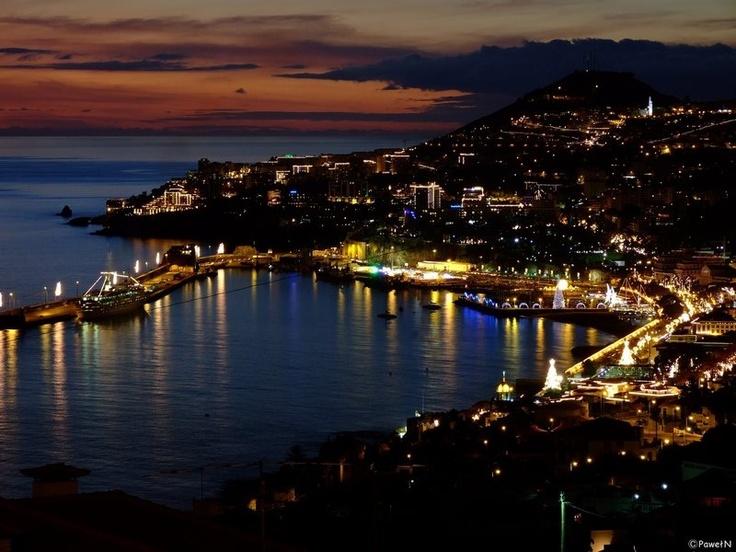 Funchal, Madeira Island - PORTUGAL
