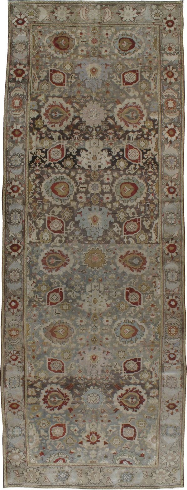 Antique Malayer Gallery Carpet X Galerie Shabab