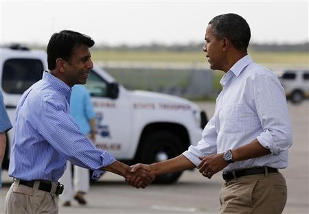 Louisiana Governor Jindal proposes ending state income tax