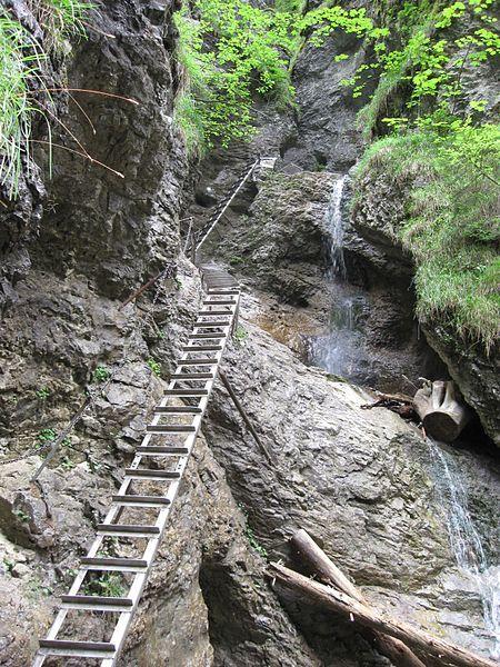 Misové vodopády, Slovenský ráj
