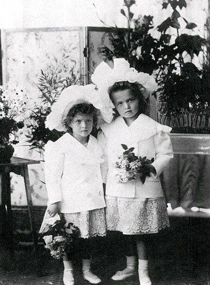 Olga and Tatiana