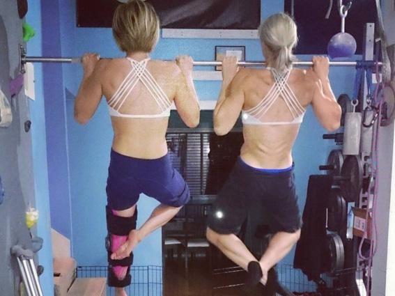 jessie graff, american ninja warrior, fitness, workouts, strength
