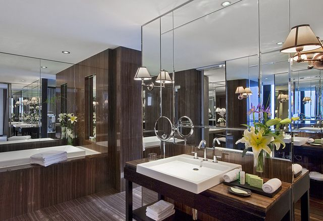 The Westin Lima Hotel & Convention Center—Presidential Suite - Bathroom | Flickr - Photo Sharing!