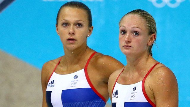"European champions Tonia Couch and Sarah Barrow say they have ""no regrets"" after finishing fifth in the synchronised diving 10m platform final."