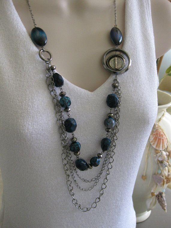 Wonderful 229 best multi strand necklaces i like images on Pinterest  CM82