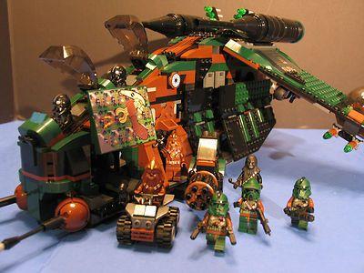 Lego® Brick Star Wars Custom Kashyyyk Wookiee Clone Wars Republic Gunship Figs | eBay