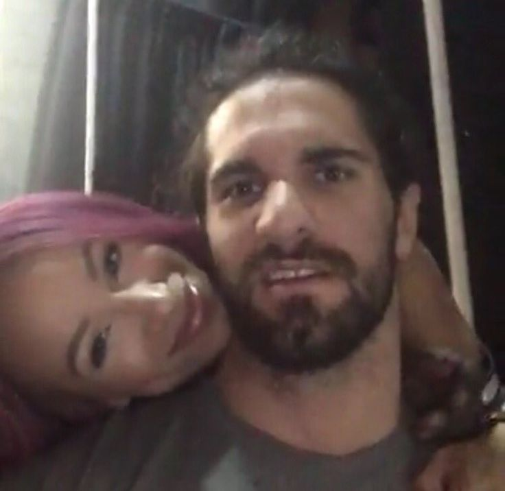 17 Best Images About Seth Rollins And Sasha Banks On