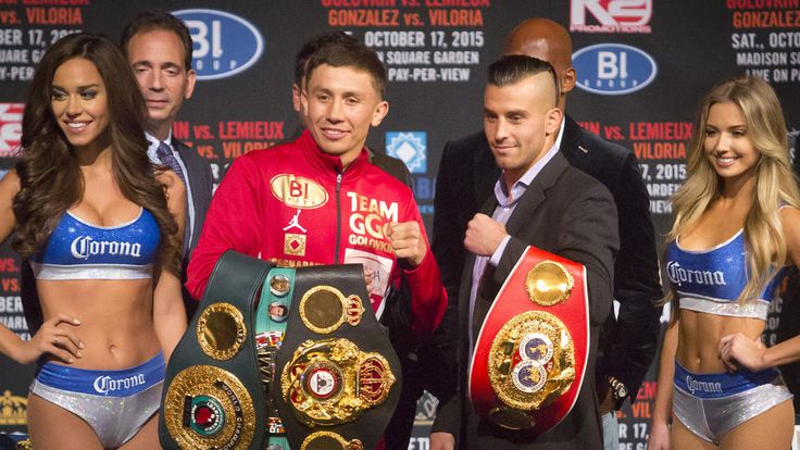 Borges: Brain, brawn with Gennady Golovkin vs. David Lemieux | Boston Herald