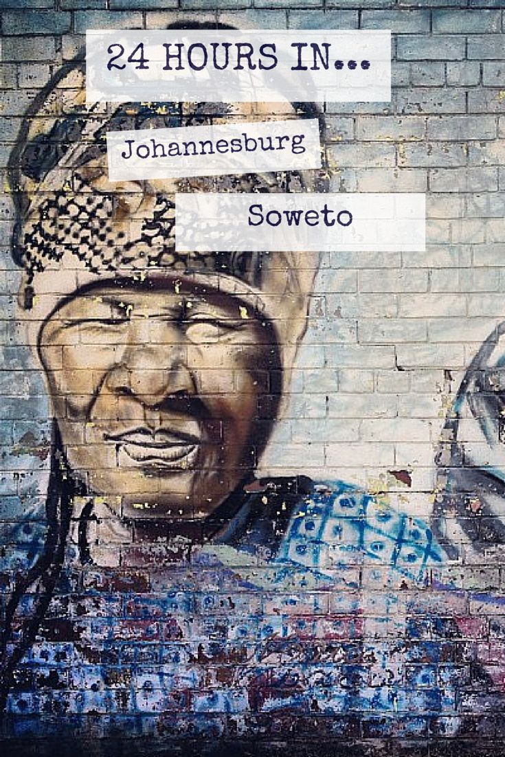 How to make the most of a short visit to Johannesburg and Soweto, South Africa. From a visit to the Apartheid Museum to a Soweto bicycle tour to street art downtown