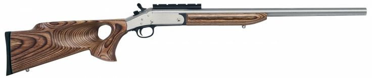 "H&R Single Shot 45/70 Gov./24"" Stainless Bull Barrel/Laminat $405.00 SHIPS FREE"