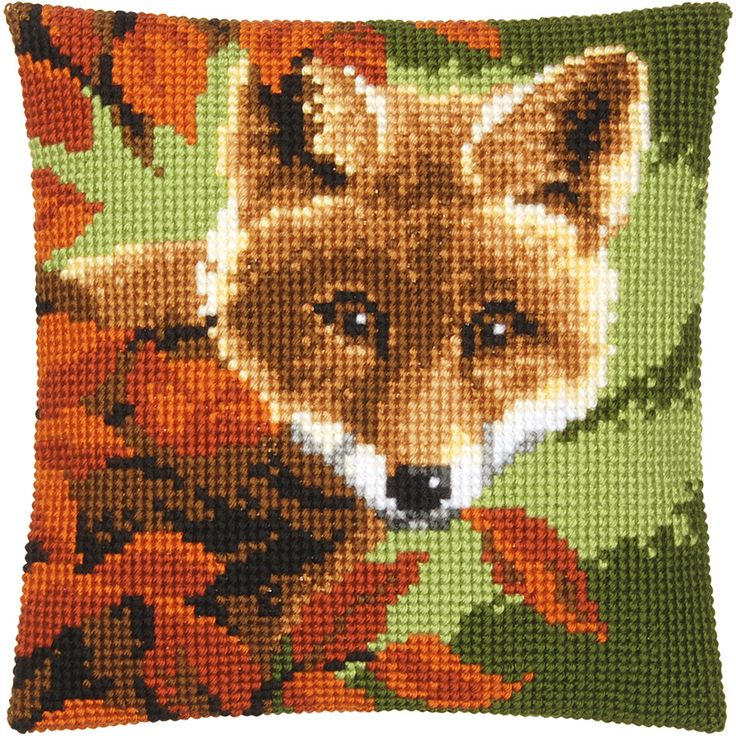 Fox Cushion - The Fox Collection