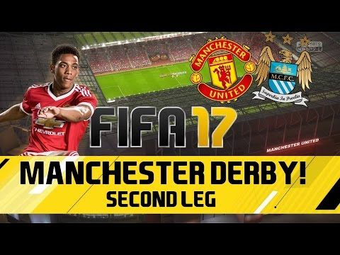 http://www.fifa-planet.com/fifa-17-gameplay/fifa-17-hd-gameplay-manutd-vs-mancity-second-leg-fixture-second-leg-1080p-60fps/ - FIFA 17 HD Gameplay - ManUtd VS ManCity || Second Leg Fixture (SECOND LEG) || 1080p 60FPS  FIFA 17 Manchester derby gameplay in 1080p HD 60FPS on PS4. Introducing the new 'Play second leg fixutre' in FIFA 17. Second leg gameplay. || Social Media || Twitter (Pow3rpuffGirl__) ➟ https://twitter.com/Pow3rpuffGirl__ Instagram (Pow3rpuffGirl_