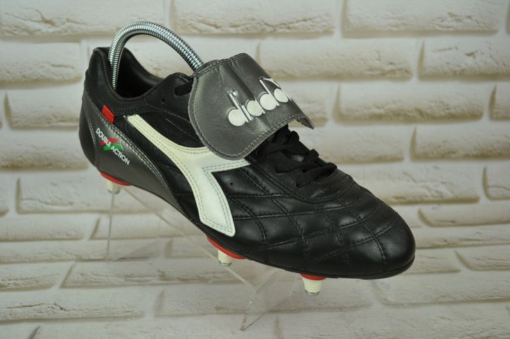DIADORA MORPHO Dead Stock Pro Real Leather Made in Italy Football 10.5 UK 45 EU | eBay