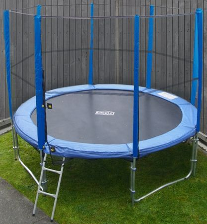 Trampoline with Safety Net - 8ft