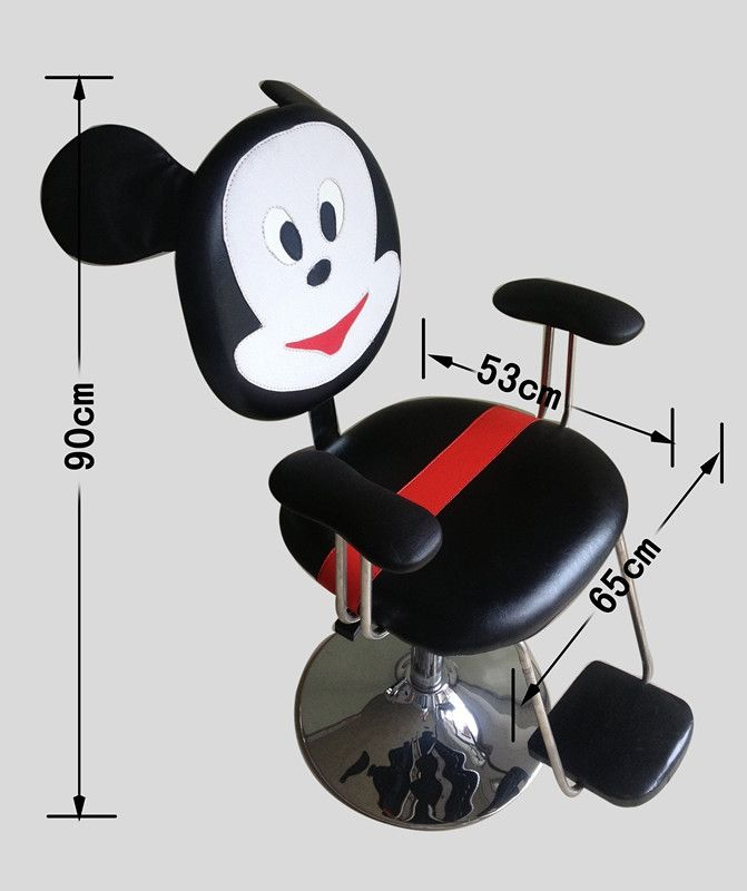 350.00$  Watch now - http://ali4w8.worldwells.pw/go.php?t=32656523118 - Barber chair, hair salon chairs, children's chair 350.00$