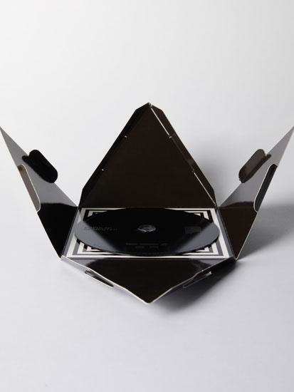 Pyramid CD case Brilliant PyramidZZzzz Pinterest Cd cases - compact cd envelope template