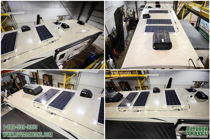 Dream about going off-the-grid. We install solar power charging systems that allow you go on adventures with no restrictions. #SolarPanelRV #offthegrid