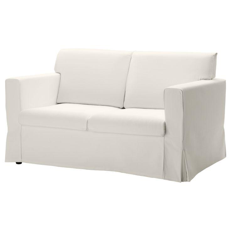 SANDBY Capa p/sofá de 2 lugares - Blekinge branco - IKEA