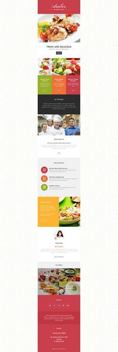 The 25+ best Html newsletter templates ideas on Pinterest Email - free newsletter templates for word