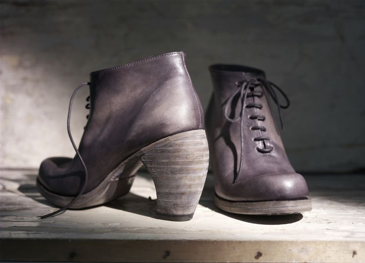 Women's high leather heels #pollackishoes #womenshoes #leather #fashion