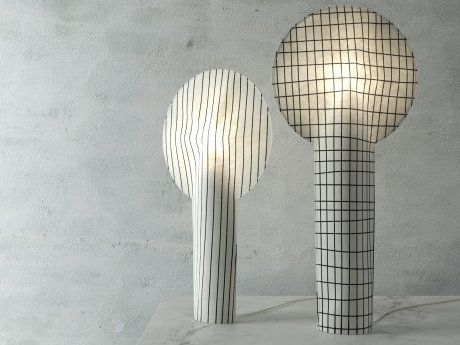 ligne roset paper lamps 3d model ren barba pinterest lighting design. Black Bedroom Furniture Sets. Home Design Ideas