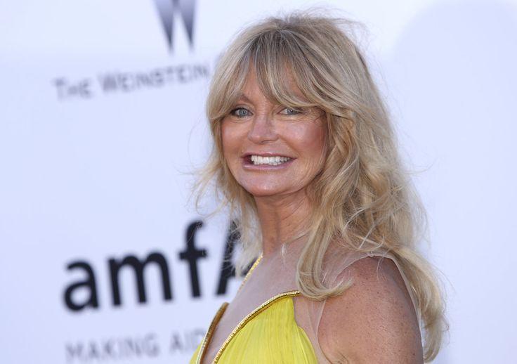 Goldie Hawn: Bola vraj za každú nechutnosť - zena.sme.sk V brandži ju považujú za hollywoodske zlatíčko, jej minulosť má však aj temné stránky.