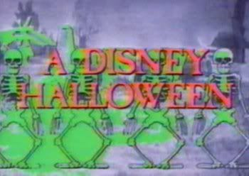 Halloween Specials.net - Rescuing Halloween Cartoons from the Dustbin of History!: 1982: Disney's Halloween Treat / A Disney Halloween