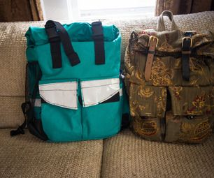 how hard is it to make a backpack? it's just a big rectangle with some straps and some other pockets, right? But when you're looking for a backpack, ...