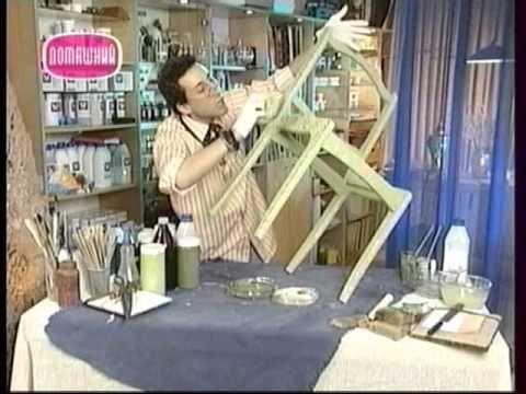 Венский стул от Марата Ка - YouTube