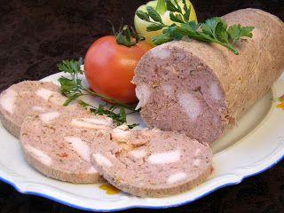 W Mojej Kuchni Lubię.. : szynkowar-mielonka drobiowa z kawałkami piersi...