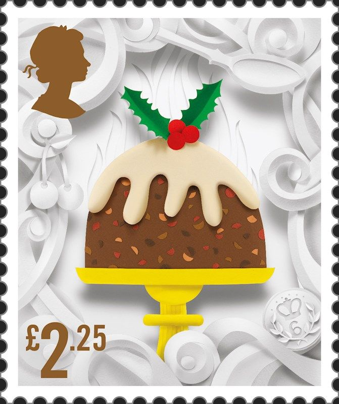 Marking 50 years of Royal Mail Christmas stamps with a Special issue that celebrates some of our most popular festive traditions – from decorating a Christmas tree to making a snowman.