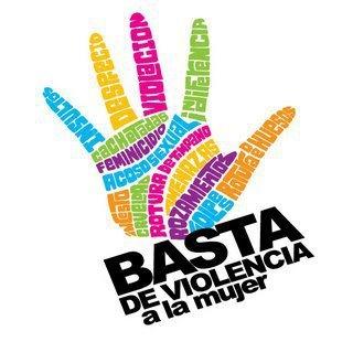 Basta de violencia a la mujer
