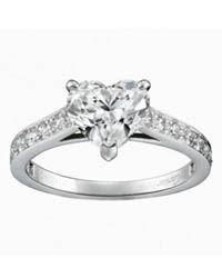 Anelli di fidanzamento Cartier