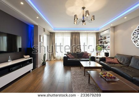 Image Result For Room Roof Sealing Spacious Living Room