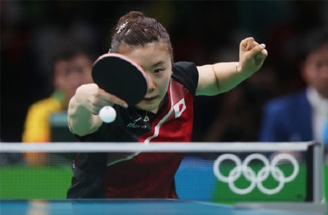 FUKUHARA ENDS FENG'S CHASE FOR OLYMPIC MEDAL IN RIO