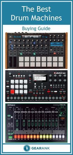 Detailed Guide to The Best Drum Machines - Hardware Based. In addition to a list of the drum machines most highly rated by musicians, this guide provides advice on everything you need to get the right one for your circumstances.