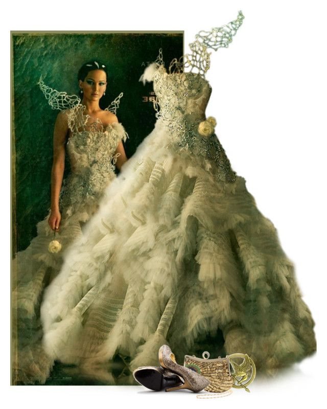 25 Best Katniss Wedding Gown Images On Pinterest Wedding Dress - Katniss Wedding Dress