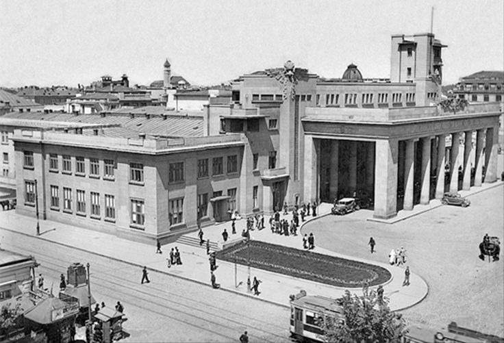 Vechiul Bucuresti-Gara de nord 1