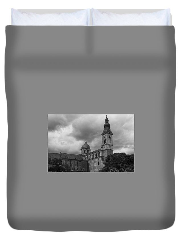 Travel Duvet Cover featuring the photograph Pictures Of Ghent. Part 4 by Elena Ivanova IvEA  #ElenaIvanovaIvEAFineArtDesign #ForHome #DuvetCovers #Gift