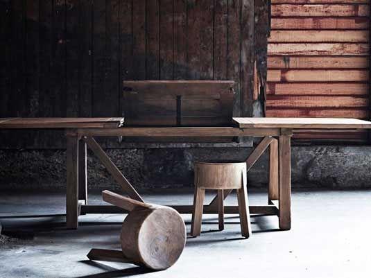 Sika Design ausziehbarer Esstisch Lucas kaufen im borono Online Shop