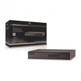 """DVR HIBRIDO DE 8 CANALES CONCEPTRONIC• Kit con 4 cámaras exteriores diurnas/nocturnas 1080P CMOS de Sony de 1/3"""" • Una grabadora de vídeo digital de 8 canales incluida • Ranura de disco de 3,5"""" admite una capacidad de disco de hasta 4 TB • LED infrarrojos integrados para visualización nocturna hasta 15 m • Grabación de alta...https://pcguay.com/producto/dvr-hibrido-8-canales-conceptronic/"""