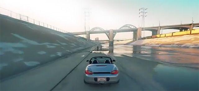 ロサンゼルスが舞台の実写版「グランド・セフト・オートV」 動画が必見の出来ばえ #GrandTheftAutoV #ゲーム http://japa.la/?p=50169