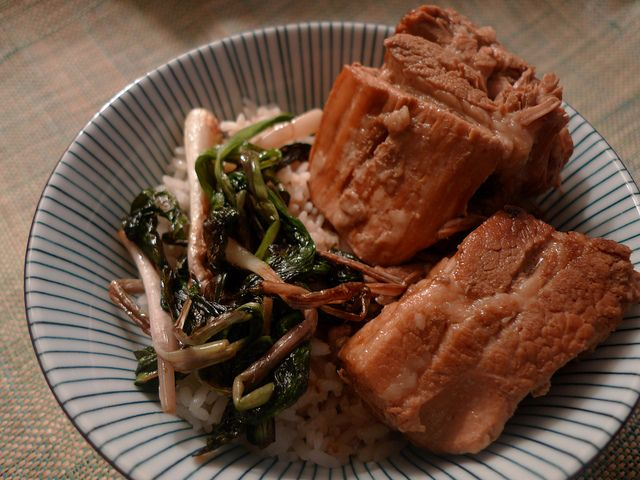 Japanese Braised Pork Belly | The Lips, the Teeth, the Tip of the Ton ...