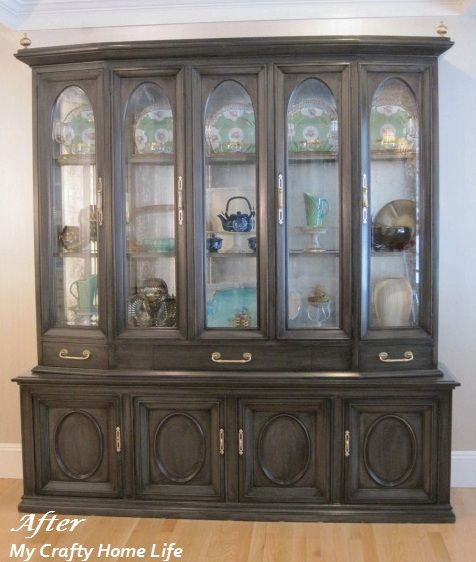 40 Best Images About China Cabinet On Pinterest Painted